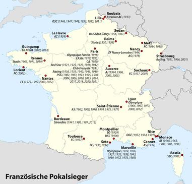 Französischer Fußballpokal – Wikipedia