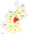 Karte Schweinfurt, Stadtteil 11-13 Innenstadt.png
