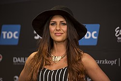 Kasey Smith, ESC2014 Meet & Greet 03.jpg
