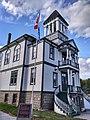 Kaslo, British Columbia Village Hall, erected 1898.jpg