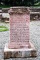 Kastellbad Walldürn, Bauinschrift CIL XIII 006592, AE 1983, 00729, Kopie.jpg