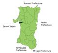 Katagami in Akita Prefecture.png