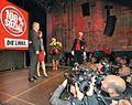 Katja Kipping Bernd Riexinger Die Linke Wahlparty 2013 (DerHexer) 01.jpg