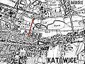 Katowice - ulica bankowa (1933).jpg