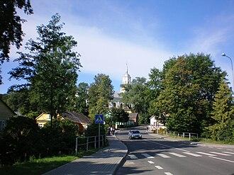 Kavarskas - Image: Kavarskas 001
