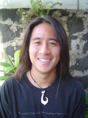 Kealoha (poet) - Kealoha in Honolulu, 2007