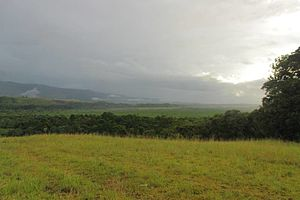 Kebar Valley - For agricultural purposes, many of the people live in the grassland regions of the Kebar Valley.