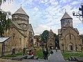 Kecharis Monastery Complex Tsaghkadzor 03.jpg