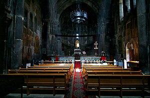 Kecharis Monastery - Saint Grigor altar