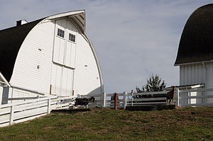 English: Kelsey Creek Farm, Bellevue, Washingt...