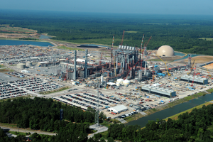 Kemper County, Mississippi - Image: Kemper County Coal Gasification Plant