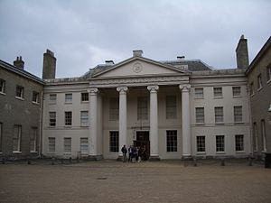 Hampstead - Kenwood House, Hampstead