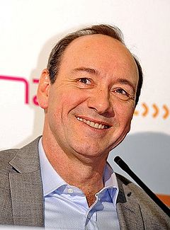 Kevin Spacey 2009.