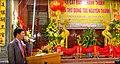Khánh thành nhà thờ dòng tộc Nguyễn Thành ở thôn Cổ Đăng, xã Tân Liên, huyện Vĩnh Bảo, thành phố Hải Phòng.jpg