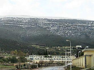 Khenchela - Khenchela in winter