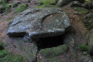 Kilmashogue - Image: Kilmashogue Megalithic Site 4