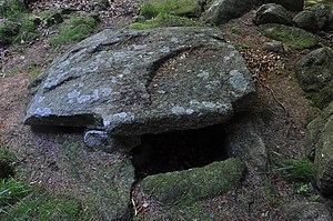 Kilmashogue - Image: Kilmashogue Megalithic Site 4