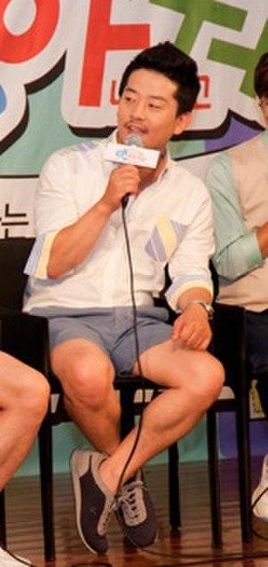 Kim Jun-ho (comedian) - Kim in June 2012