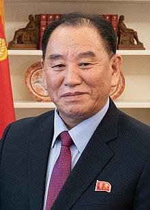 Kim Jong Chol