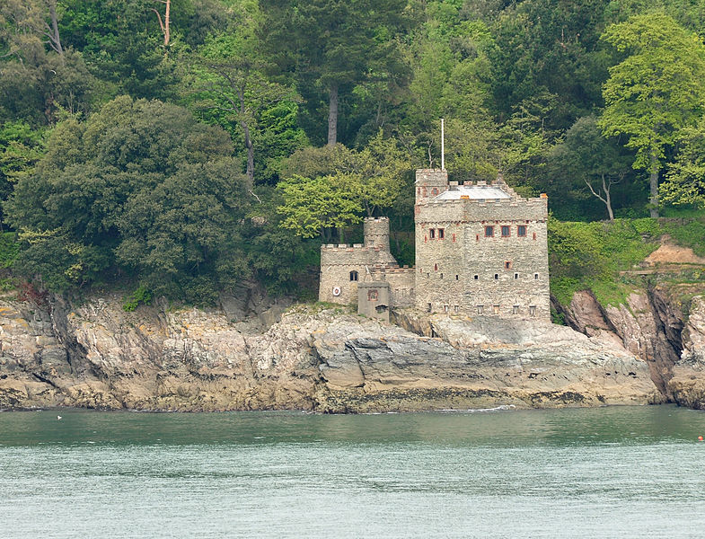 File:Kingswear Castle from southwest.jpg
