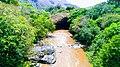 Kiriwa river flowing beneath Gods Bridge.jpg