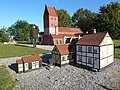 Kjøge Mini-By - Houses and church.jpg