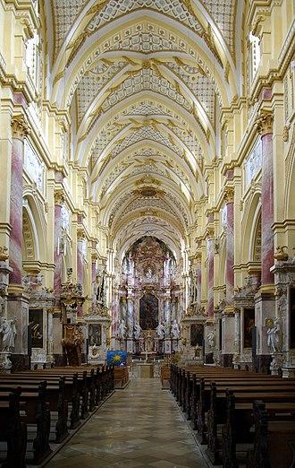 Bamberg (district) - Image: Kloster Ebrach BW 1
