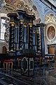 Kloster Pfäffers. Kirche St. Maria. Pontifikalsitze. 2019-02-16 12-30-21.jpg