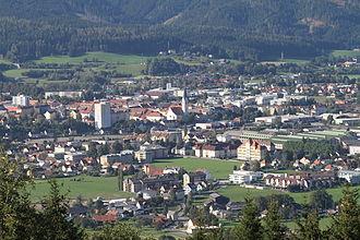 Knittelfeld - Image: Knittelfeld