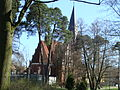 Kościół ewangelicki, ob. rzym.-kat. par. pw. Miłosierdzia Bożego, 1905-1906 Bydgoszcz, ul. Nakielska 68a (10).JPG