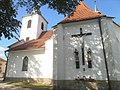 Kościół par. pw. Narodzenia NMP w Gdowie 01.JPG