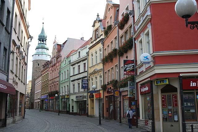 Польское правительство займется развитием городов среднего размера