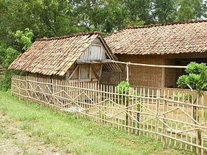 7800 Contoh Gambar Pagar Rumah Bambu HD Terbaru