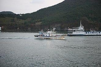 Buan County - Byeonsan peninsula