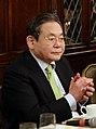 Korea President Park Business Leaders 20130508 01 (cropped).jpg