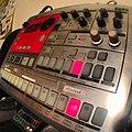 Korg Electribe R (ER-1) - #makebeats ER1 #drummachine CLASSIX #gearporn jam #studio knob improv wif @mexist @biketobrew (2013-01-02 by j bizzie).jpg