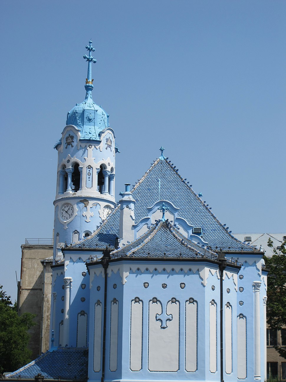 Kostol svätej Alžbety - 01