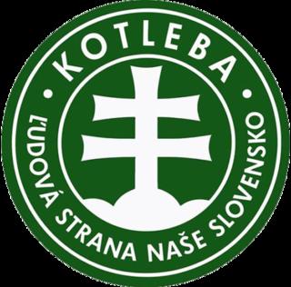 far-right Slovak political party