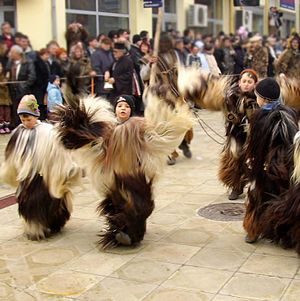 Razlog - Kukeri: New Year Carnival in Razlog