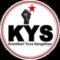 Krantikari Yuva Sangathan KYS.png