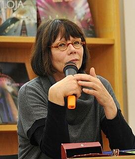 Kristina Carlson Finnish journalist and writer