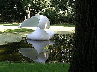 Sculpture flottante