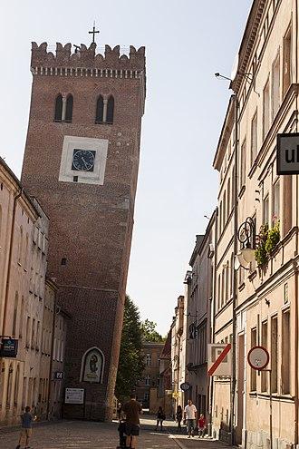 Ząbkowice Śląskie - The Leaning Tower
