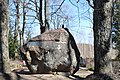 Kubes dzimtas kapakmens Salaspils kapos, Salaspils, Salaspils novads, Latvia - panoramio.jpg