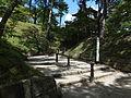 Kubota Castle, ruins of the Nagasaka-mon gate.jpg