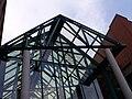 Kultur- und Stadthistorisches Museum Duisburg Vordach 2.JPG