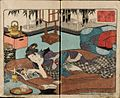 Kunisada An Erotic Guide to the Bedchamber (Shunshoku neya -no- shiori), vol. 2 of 3, 1847.jpg