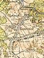 Kunratice (okres Liberec), mapy III. vojenského mapování.jpg