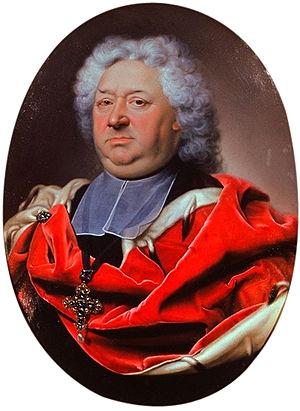 Lothar Franz von Schönborn - Lothar Franz von Schönborn, ca. 1715. Portrait at Wallraf-Richartz Museum, Cologne