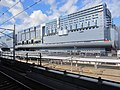 Kyoto Station Building from Tokaido-Shinkansen Platform.jpg